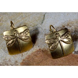 NAG75e Dragonfly Earrings