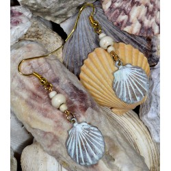 OCW4852e Scallop Shell...