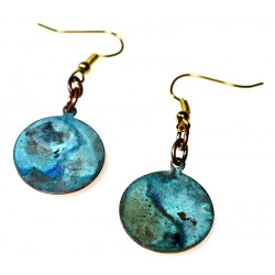 BHP25e Round Earrings