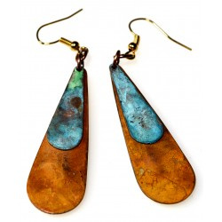 BHC24e Teardrop Earrings