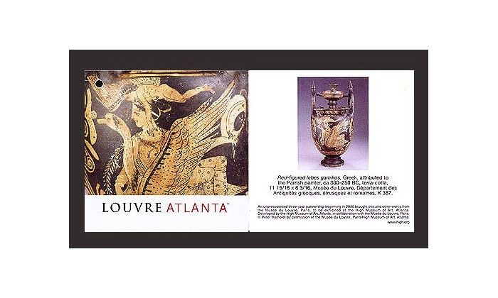 Louvre Atlanta Collection by Elaine Coyne Galleries